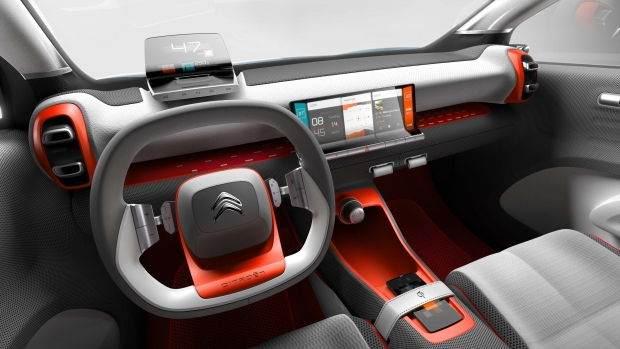 Citroen C-Aircross Concept Özellikleri 9