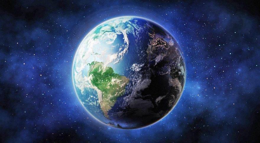 Dünya birden durursa ne olur ?
