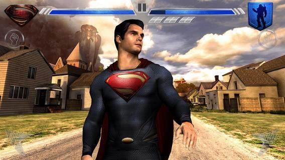 En iyi Süperman Mobil Oyunları