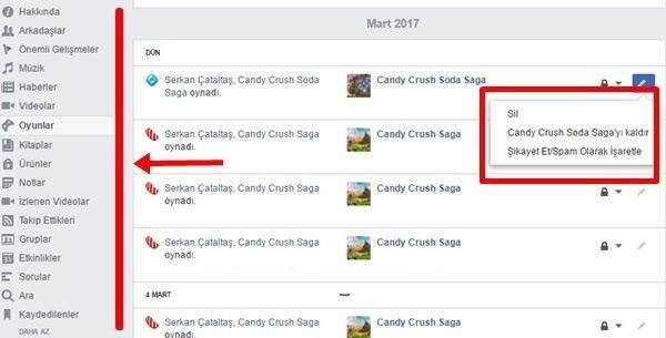 facebook-hareket-dokumu-silme