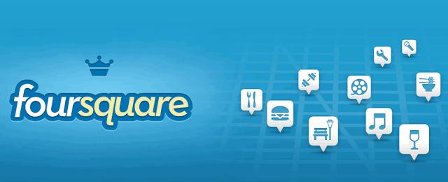 Foursquare Hesap Silme Nasıl Yapılır ? 1