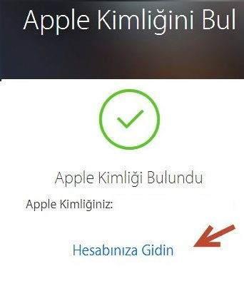 Güvenlik Nedeniyle Kilitlenen iPhone'da AppleID Parolası Nasıl Sıfırlanır