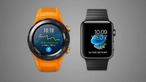 Huawei Watch 2 ve Apple Watch Series 2 Akıllı Saat Kıyaslaması 20