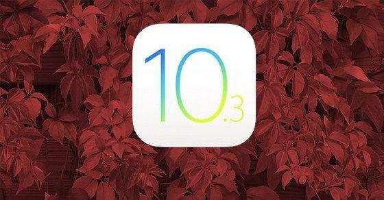 IOS 10.3'te Yeni Neler Var?