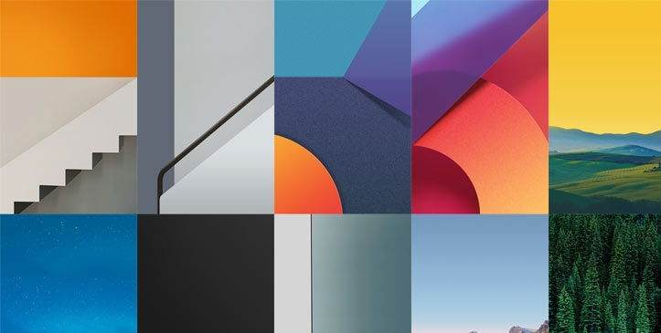LG G6 duvar kağıtları 11