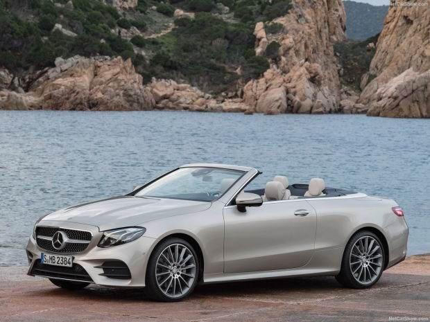 Mercedes-Benz E-Sınıfı Cabrio 2018 Özellikleri 2