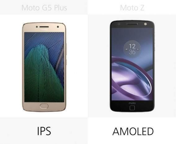 Moto G5 Plus vs Moto Z Karşılaştırması 17