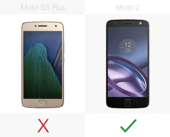Moto G5 Plus vs Moto Z Karşılaştırması 23