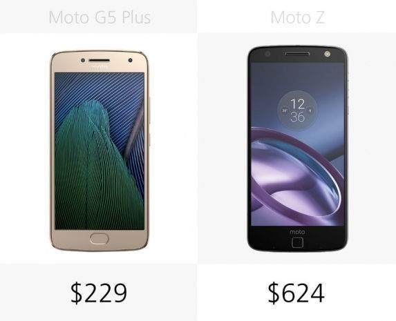 Moto G5 Plus vs Moto Z Karşılaştırması 24