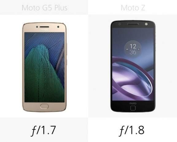 Moto G5 Plus vs Moto Z Karşılaştırması 8