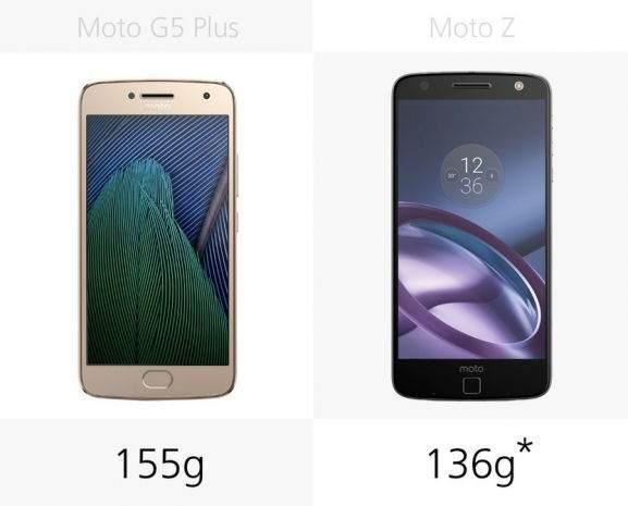 Moto G5 Plus vs Moto Z Karşılaştırması 6