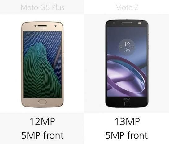 Moto G5 Plus vs Moto Z Karşılaştırması 11