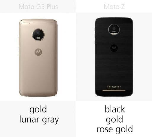 Moto G5 Plus vs Moto Z Karşılaştırması 12