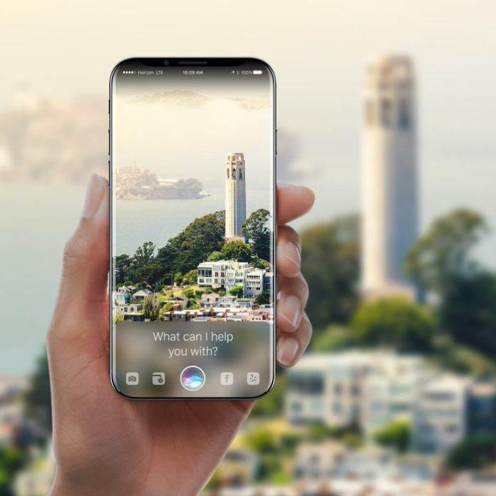 Muhteşem iPhone 8 Konsept Görüntüleri 3