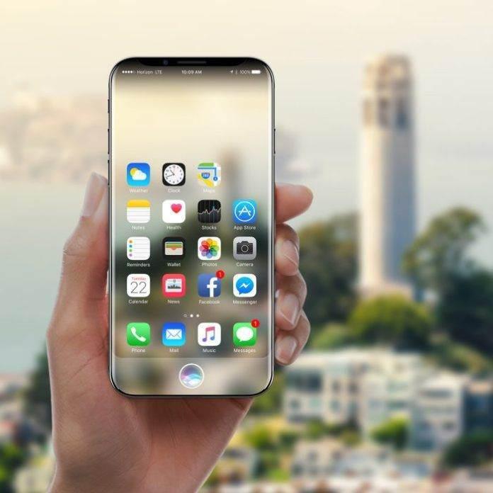 Muhteşem iPhone 8 Konsept Görüntüleri 4