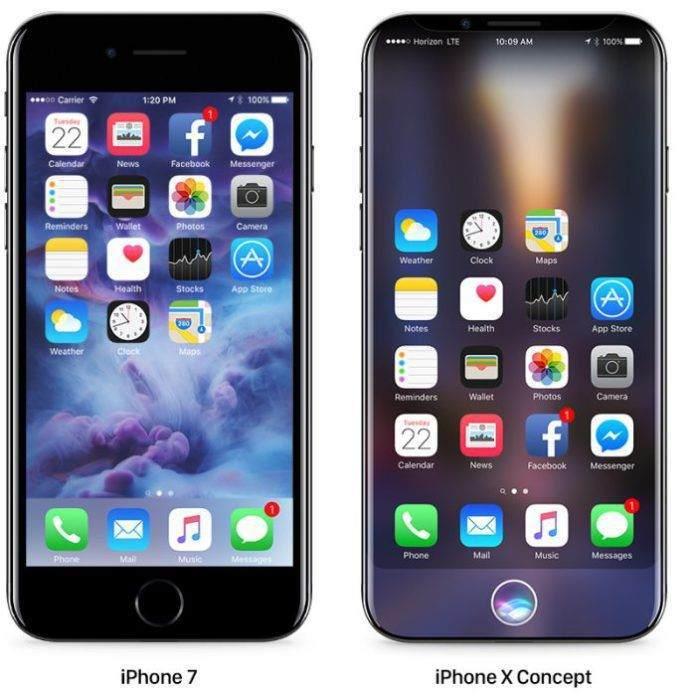 Muhteşem iPhone 8 Konsept Görüntüleri 5