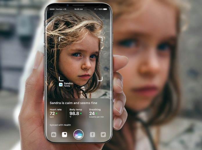 Muhteşem iPhone 8 Konsept Görüntüleri 6