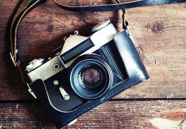 Retro Kamera Uygulamaları 1