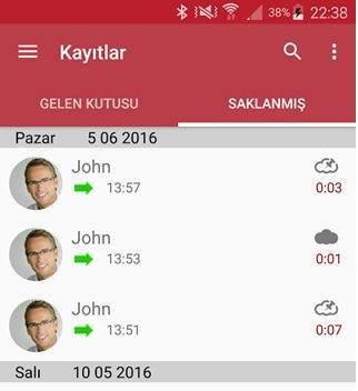 Telefon Konuşmalarını Kaydetme Uygulamaları