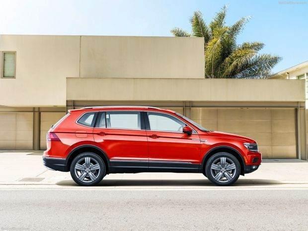 Volkswagen Tiguan Allspace 2018 Özellikleri 2