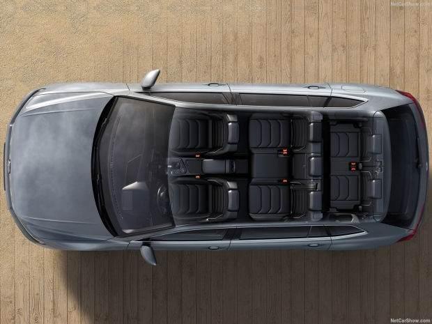 Volkswagen Tiguan Allspace 2018 Özellikleri 12