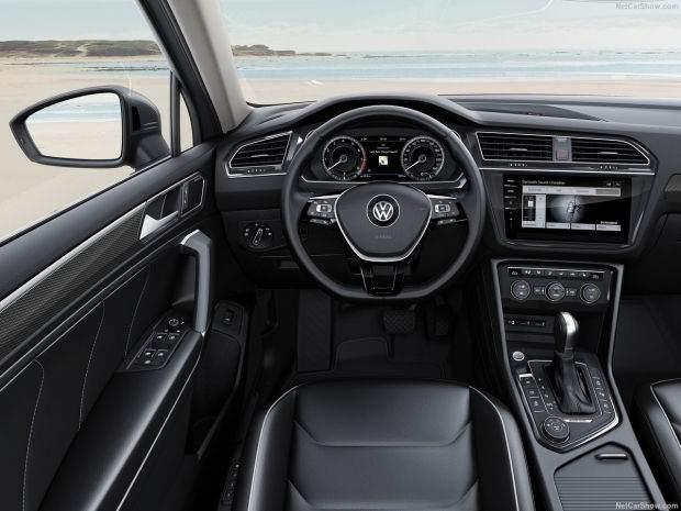 Volkswagen Tiguan Allspace 2018 Özellikleri 13