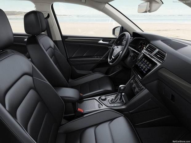 Volkswagen Tiguan Allspace 2018 Özellikleri 16