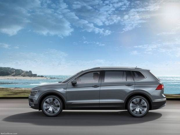 Volkswagen Tiguan Allspace 2018 Özellikleri 3