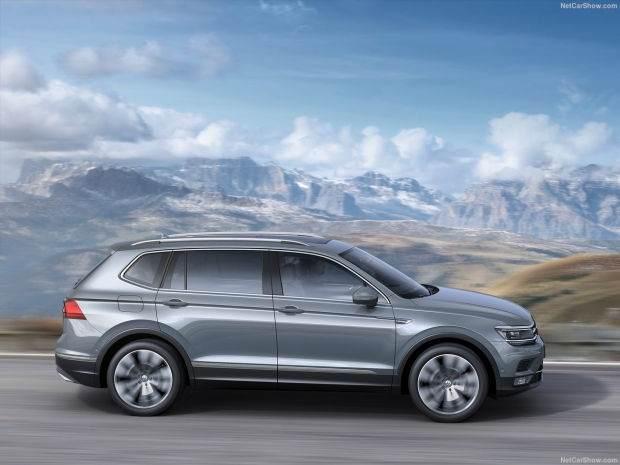 Volkswagen Tiguan Allspace 2018 Özellikleri 4