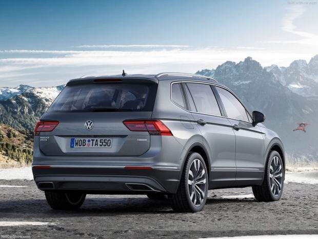 Volkswagen Tiguan Allspace 2018 Özellikleri 5