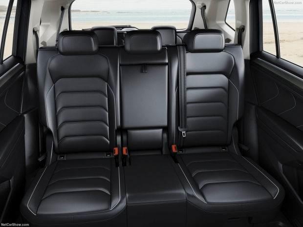 Volkswagen Tiguan Allspace 2018 Özellikleri 8