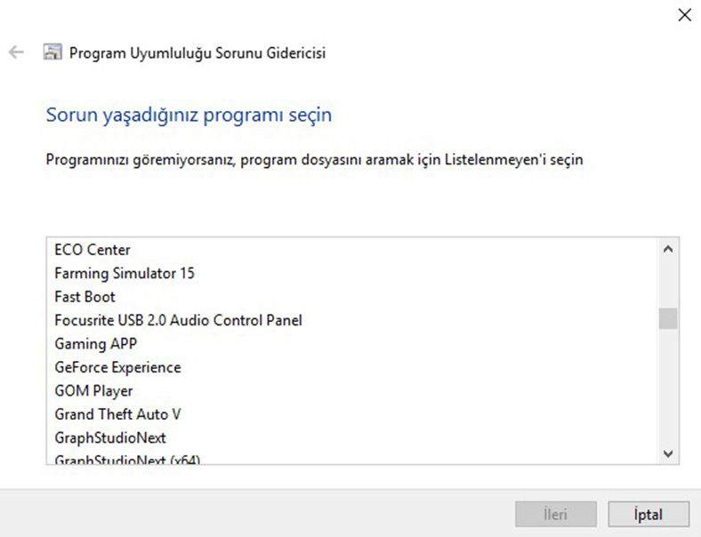 windows-10da-eski-programlari-calistirma
