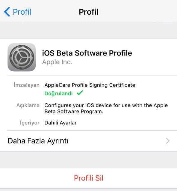 iOS 10.3 Güncelleme Yapmıyor Sorunu ve Çözümü