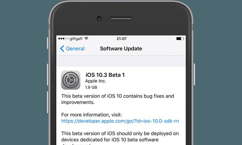 iOS 10.3 Güncelleme Yapmıyor Sorunu ve Çözümü 1