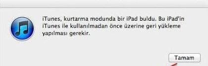 iOS 10.3'ten iOS 10.2.1'e Dönme (IOS 10.3 Downgrade) Nasıl Yapılır