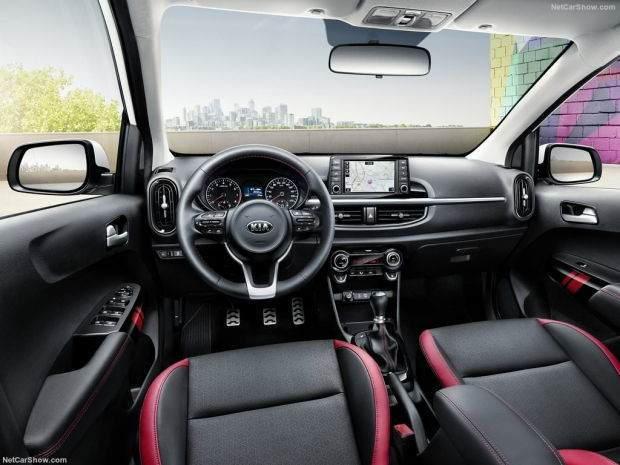 Kia Picanto GT-Line 2017 Özellikleri 3
