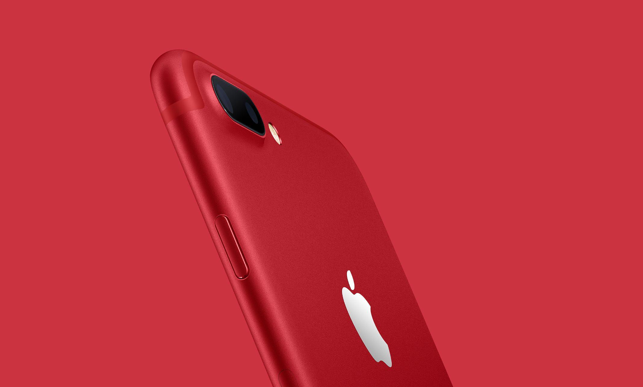 Kırmızı iPhone 7 Çıkış Tarihi ve Fiyatı 1