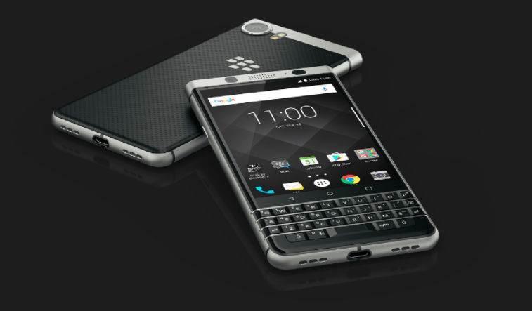 BlackBerry KEYone tanıtım videosu