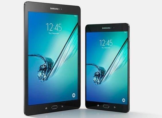Galaxy Tab S3 Özellikleri