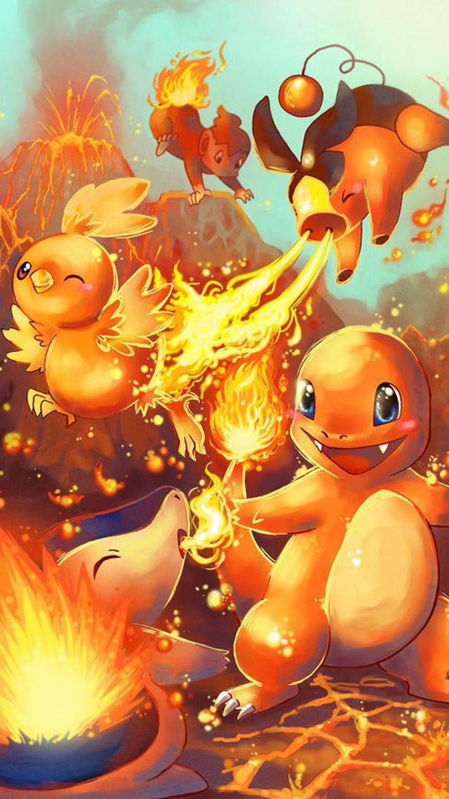 Pokemon Go Duvar Kağıtları-5