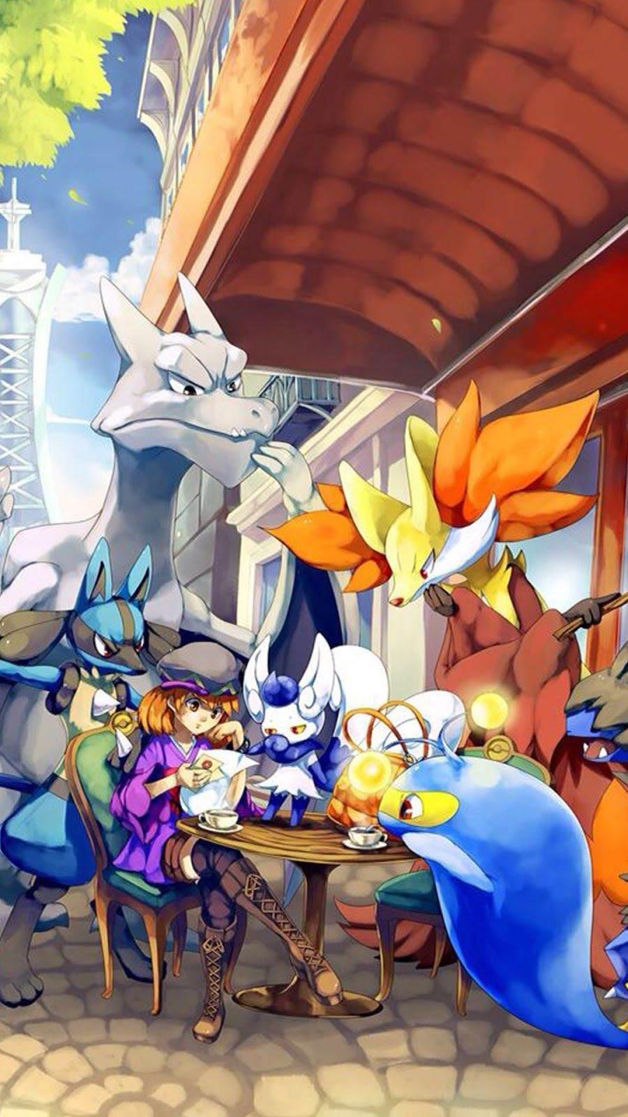 Pokemon Go Duvar Kağıtları-6