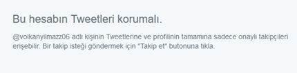 Twitter Hesabı Gizleme Nasıl Yapılır