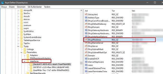 Windows 10 Lag Ping Sorunu Çözümü