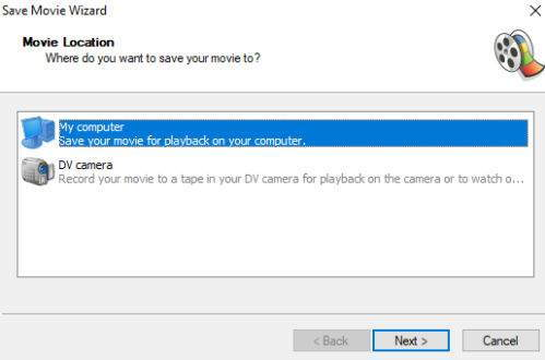 Windows Movie Maker ile Video Boyutunu Küçültmek