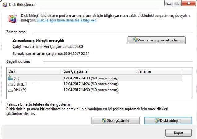 Windows Nasıl Hızlandırılır