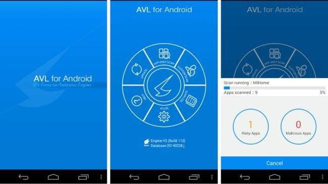 Android Virüs Programı (2017)