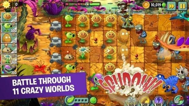 Android iPhone için En iyi 10 Ücretsiz Zombi Oyunu