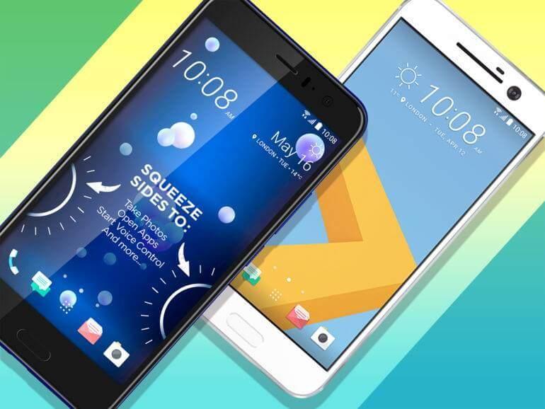 HTC U 11 vs HTC 10 Karşılaştırması