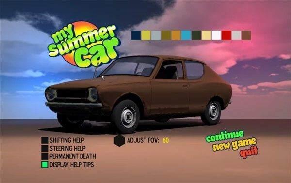 My Summer Car Sistem Gereksinimleri