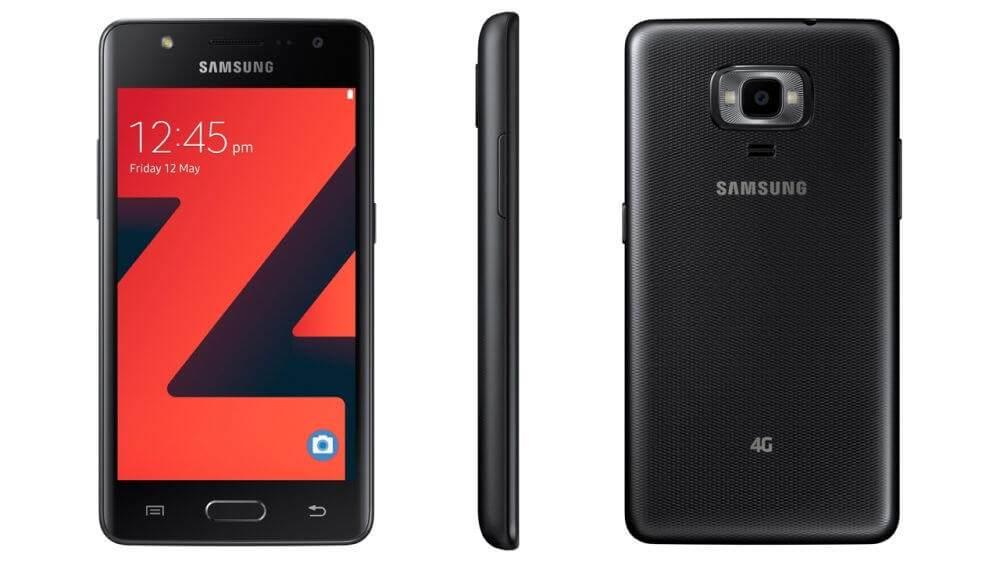 Samsung Z4 Özellikleri